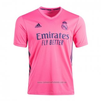 Camiseta del Real Madrid 2ª Equipacion 2020-2021