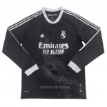 Camiseta del Real Madrid Human Race Manga Larga 2020-2021