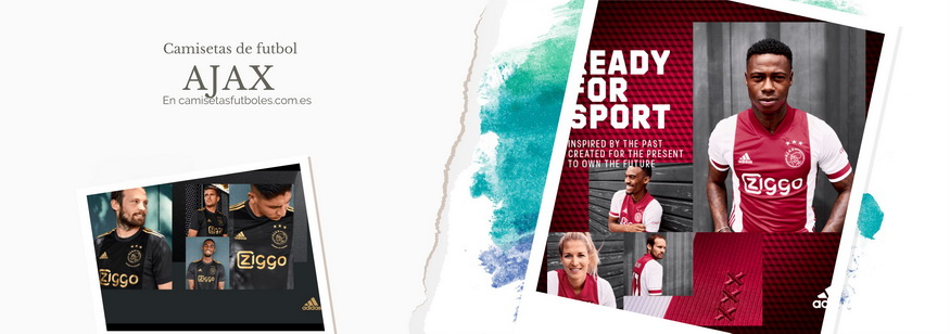 camiseta Ajax barata 2021