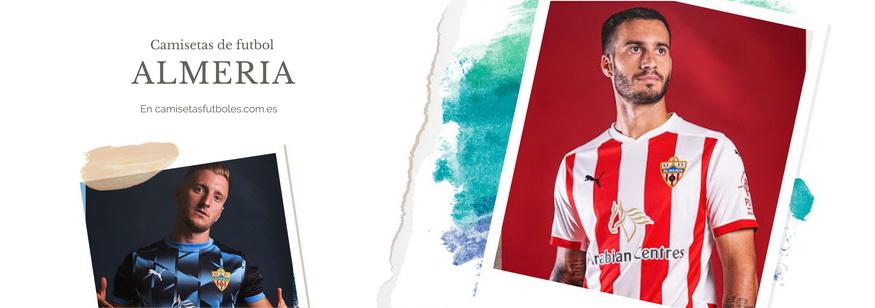 camiseta Almeria barata 2021