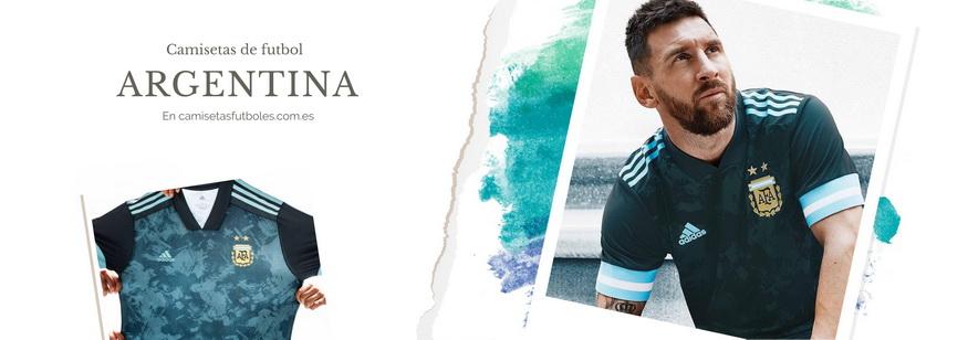 camiseta Argentina barata 2021