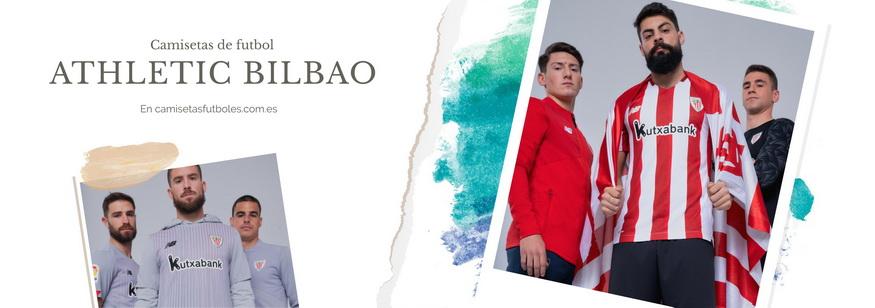 camiseta Athletic Bilbao barata 2021