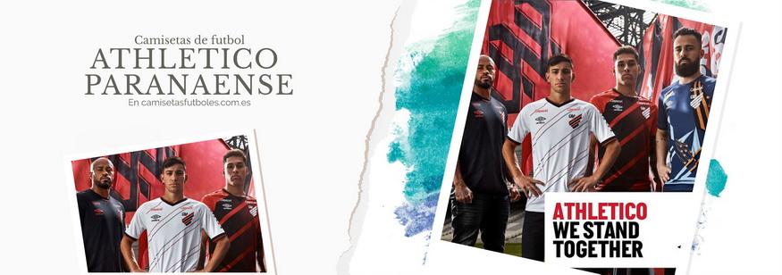 camiseta Athletico Paranaense barata 2021