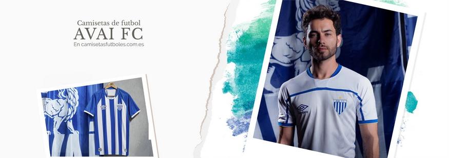 camiseta Avai FC barata 2021