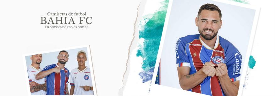 camiseta Bahia FC barata 2021