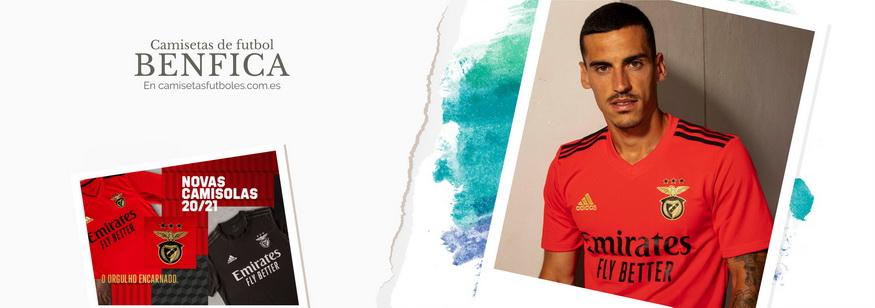 camiseta Benfica barata 2021