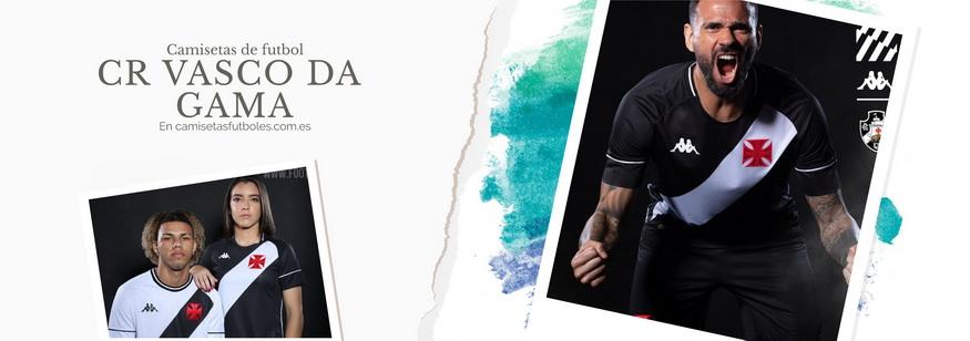 camiseta CR Vasco da Gama barata 2021