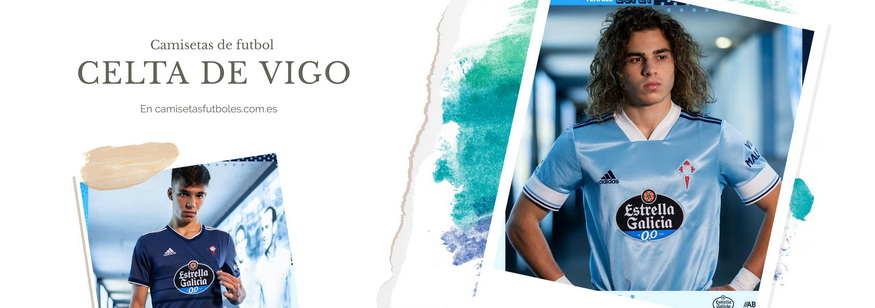 camiseta Celta de Vigo barata 2021