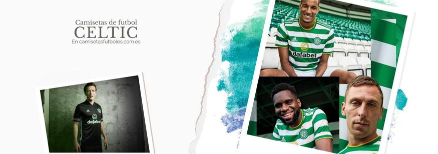 camiseta Celtic barata 2021