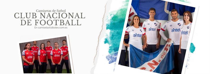 camiseta Club Nacional de Football barata 2021