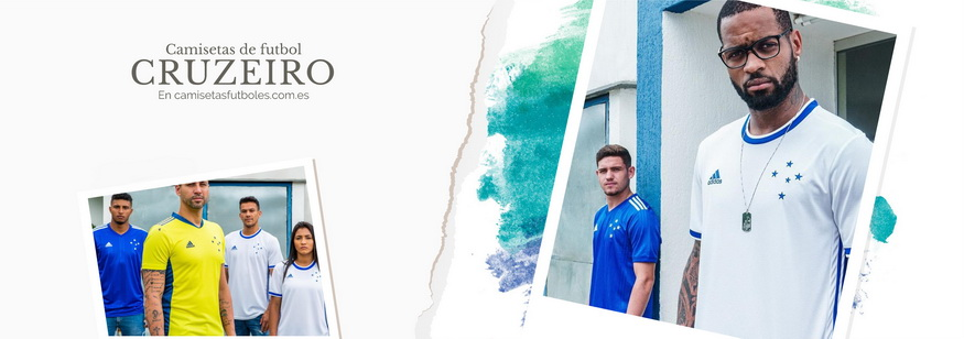 camiseta Cruzeiro barata 2021