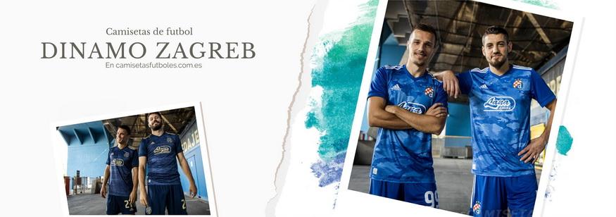 camiseta Dinamo Zagreb barata 2021