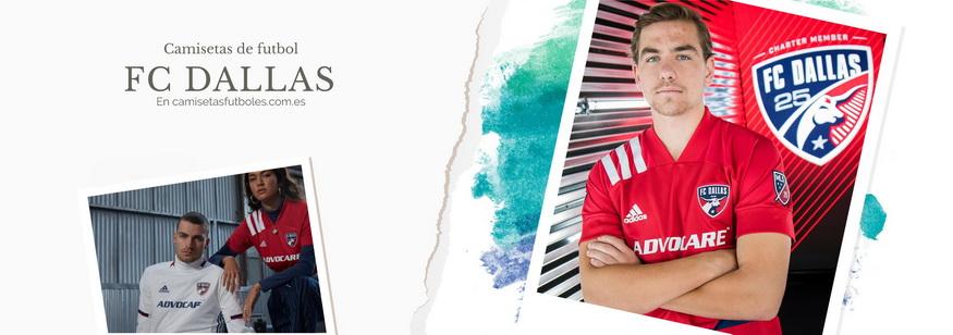 camiseta FC Dallas barata 2021