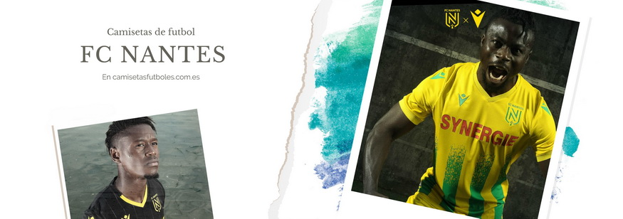 camiseta FC Nantes barata 2021