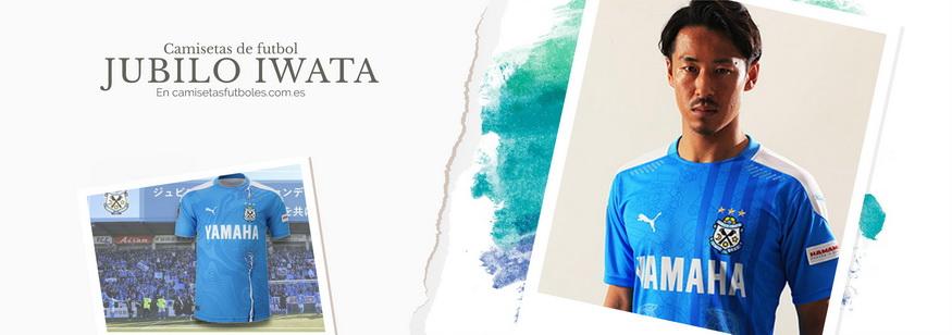 camiseta Jubilo Iwata barata 2021