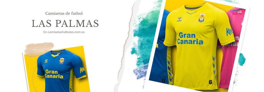 camiseta Las Palmas barata 2021