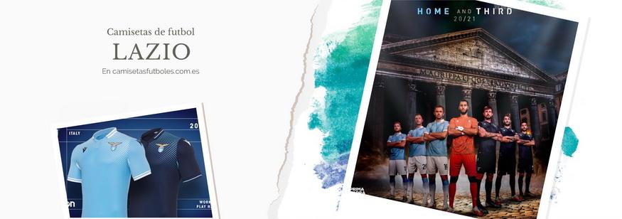 camiseta Lazio barata 2021