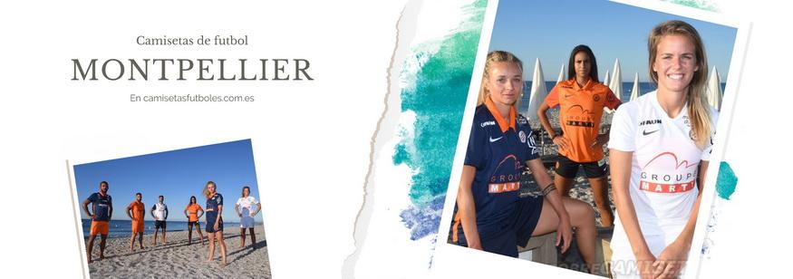 camiseta Montpellier barata 2021