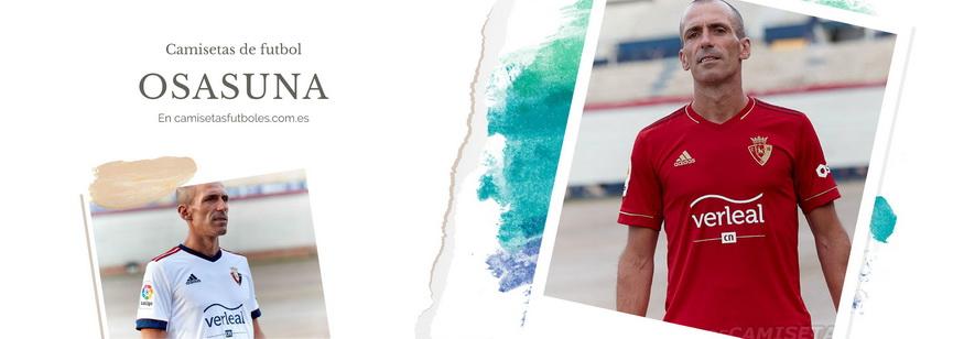 camiseta Osasuna barata 2021