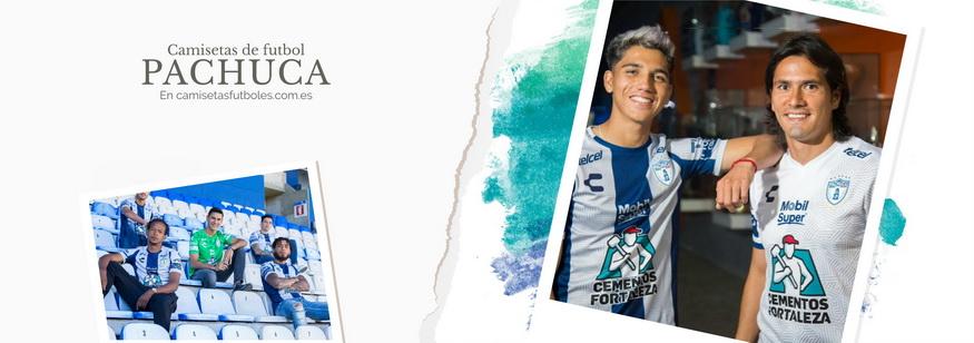 camiseta Pachuca barata 2021