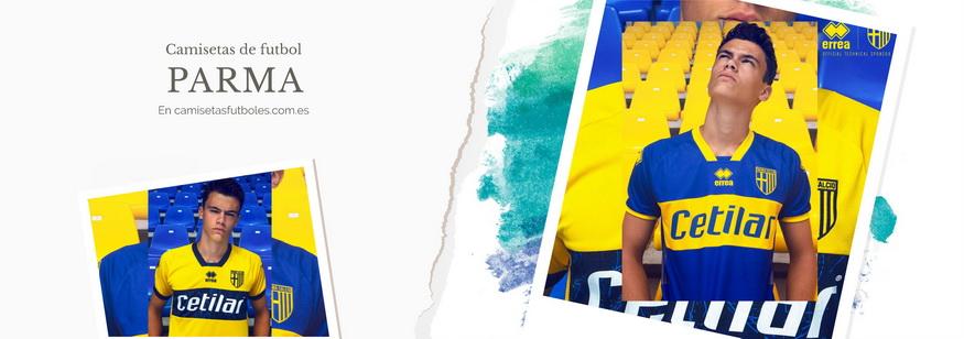 camiseta Parma barata 2021