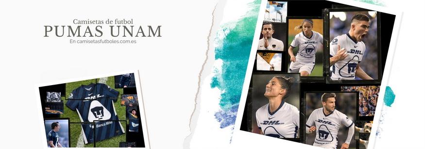 camiseta Pumas UNAM barata 2021