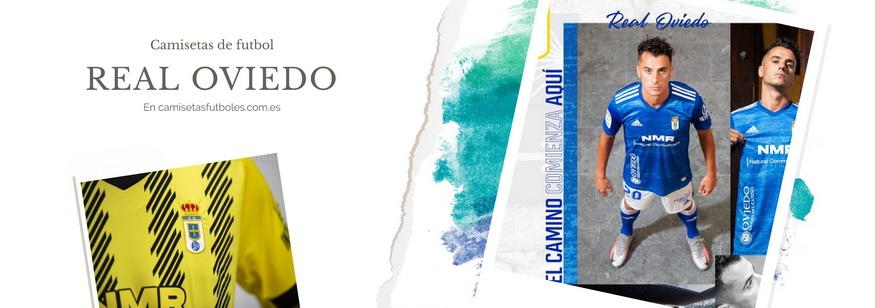 camiseta Real Oviedo barata 2021