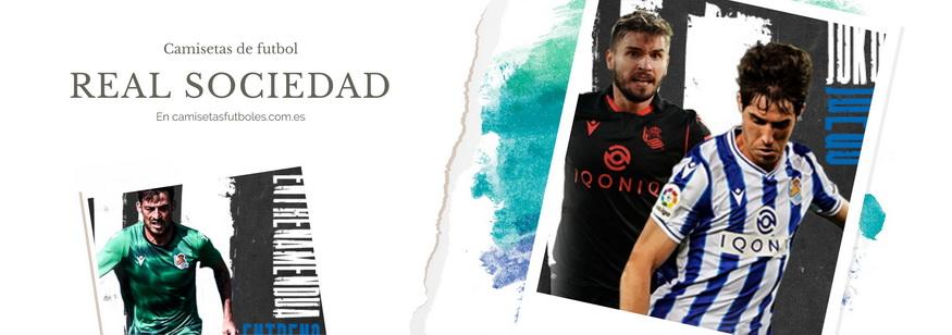 camiseta Real Sociedad barata 2021