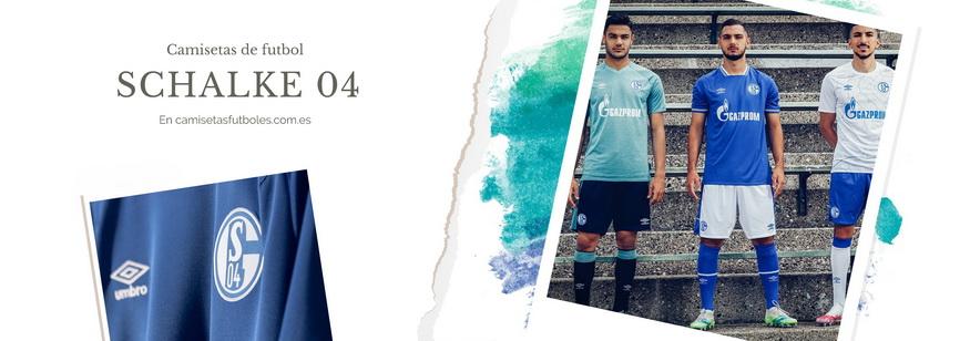 camiseta Schalke 04 barata 2021