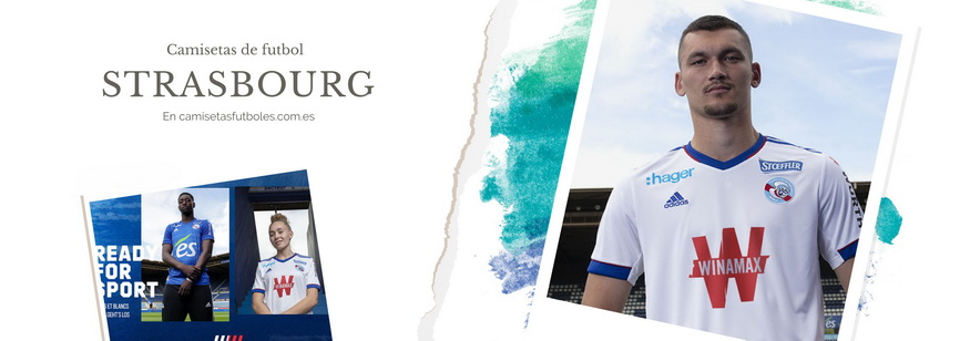 camiseta Strasbourg barata 2021