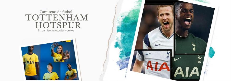 camiseta Tottenham Hotspur barata 2021