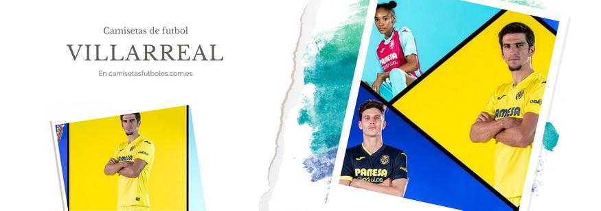 camiseta Villarreal barata 2021