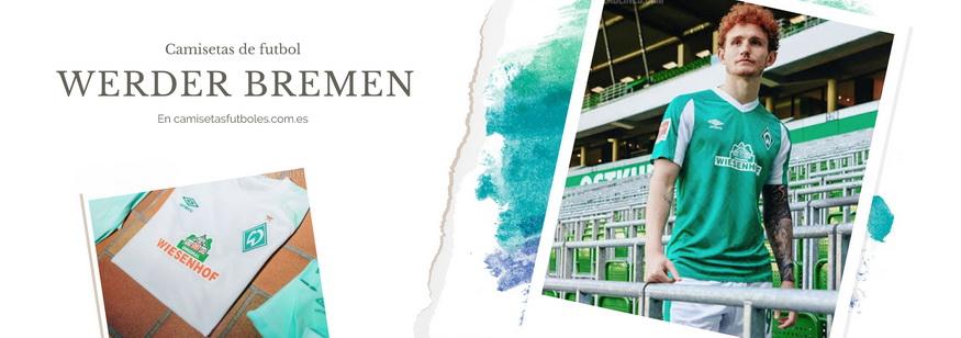 camiseta Werder Bremen barata 2021