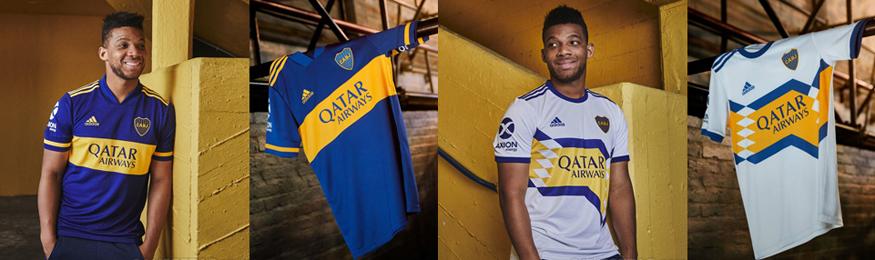 camiseta Boca Juniors barata 2020