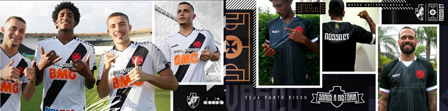 camiseta CR Vasco da Gama barata 2020