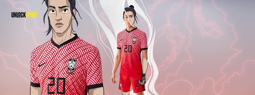 camiseta Corea del Sur barata 2020