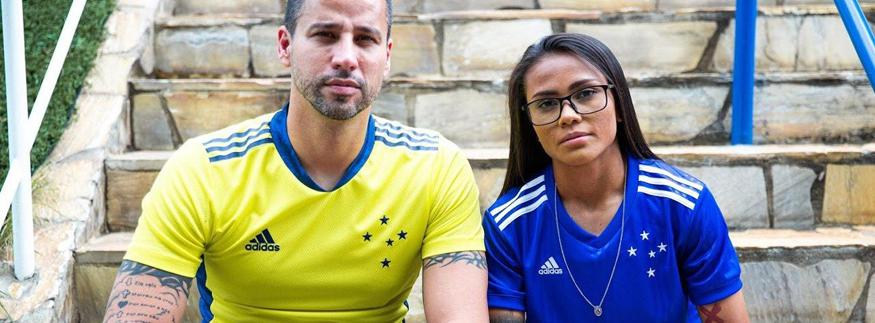 camiseta Cruzeiro barata 2020