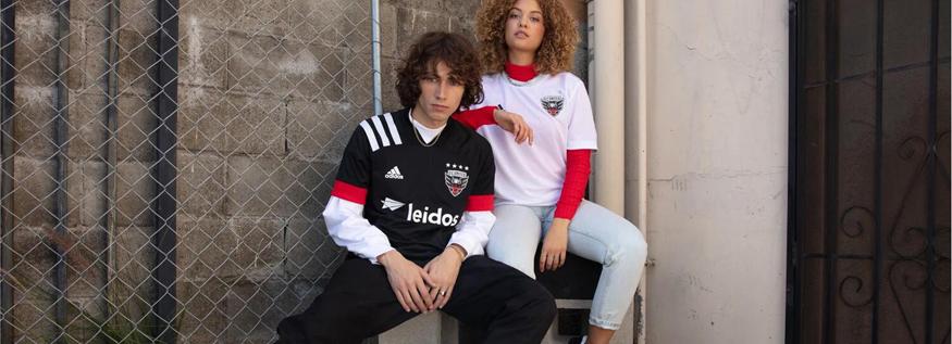 camiseta DC United barata 2020
