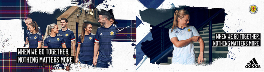 camiseta Escocia barata 2020