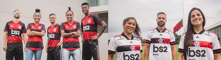 camiseta Flamengo barata 2020