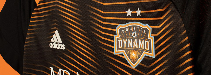 camiseta Houston Dynamo barata 2020