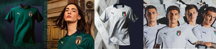camiseta Italia barata 2020