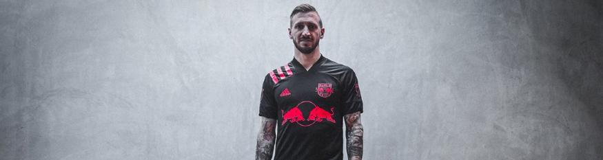 camiseta New York Red Bulls barata 2020