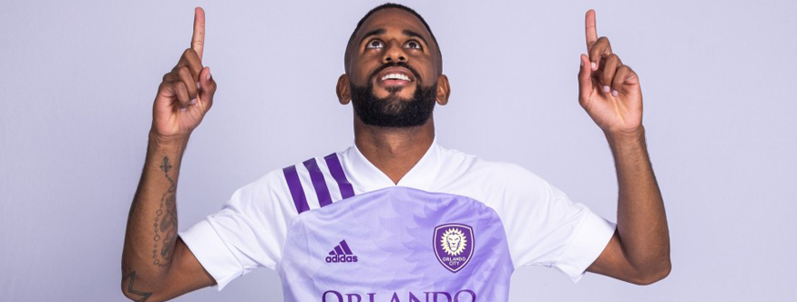 camiseta Orlando City barata 2020